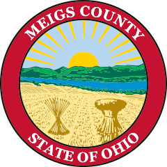 Meigs County Seal